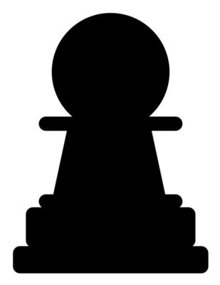 Anonymous Chesspiece   pawn