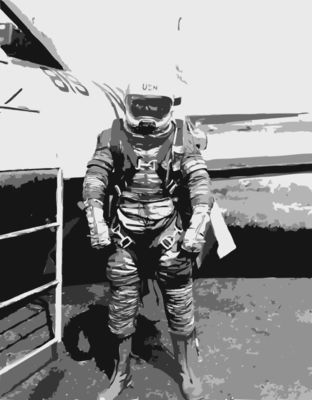 NASA flight suit development images 24